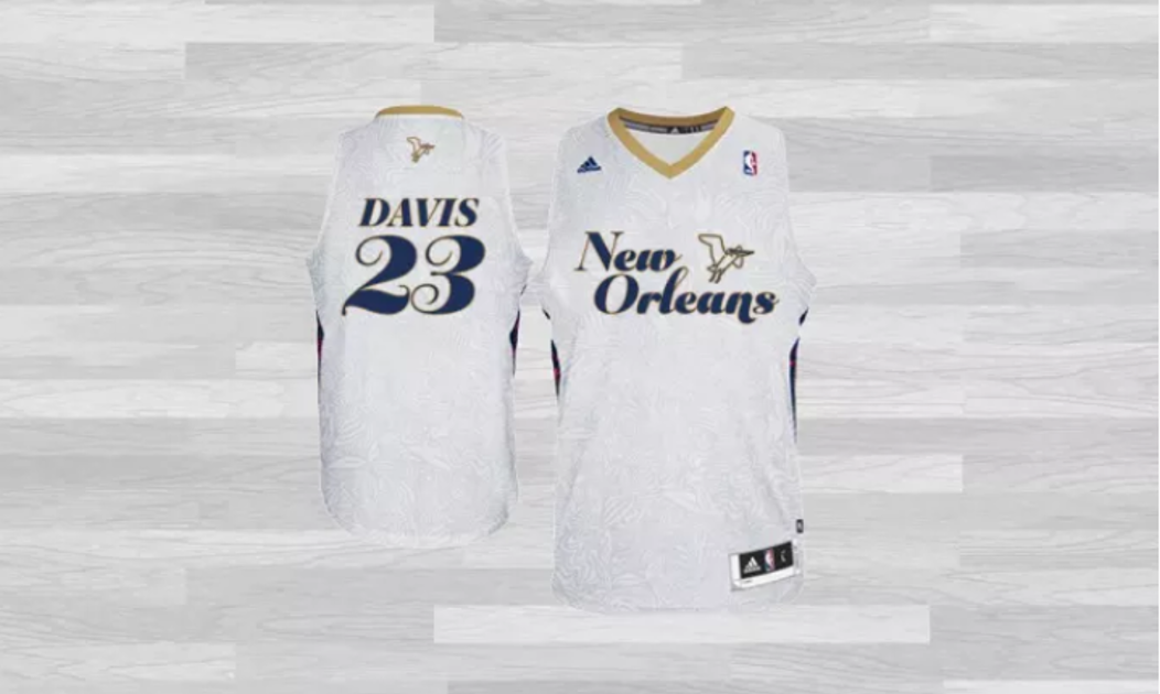Los uniformes de la NBA diseñados por Raperos