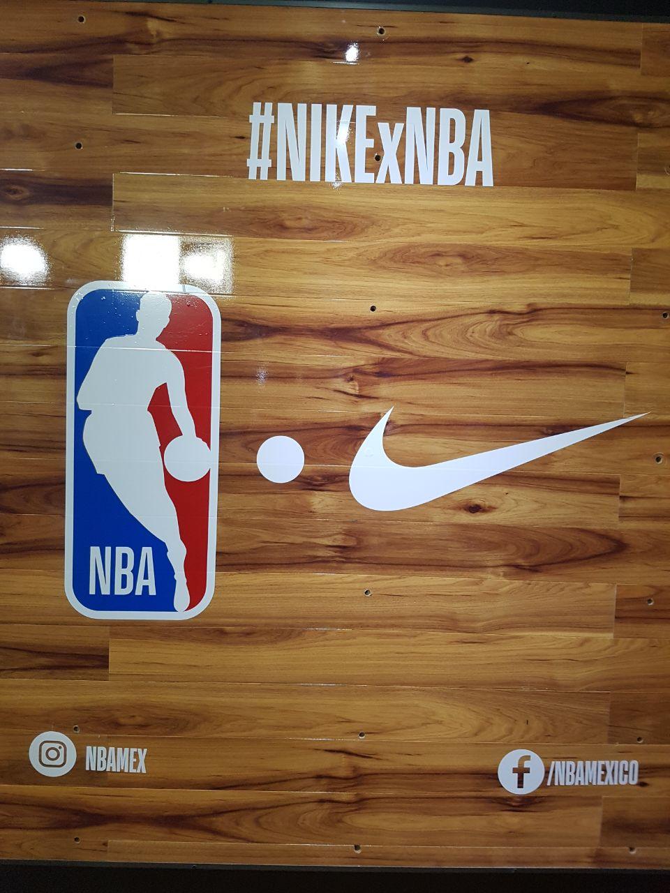 #NBAxNIKE
