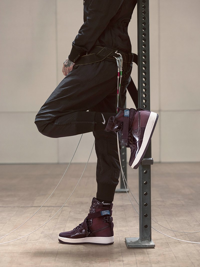 La Nocturne collection by nike con el impuslo implacable de Ruby Rose foto 6