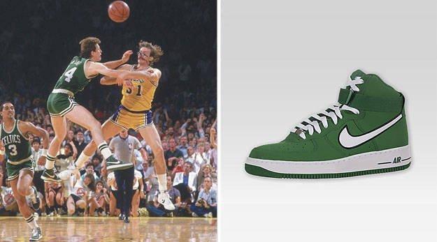 Danny Ainge - Boston Celtics