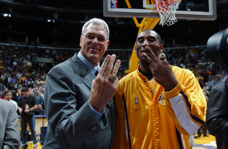 Kobe piensa en grande su llegada al Salón de la Fama