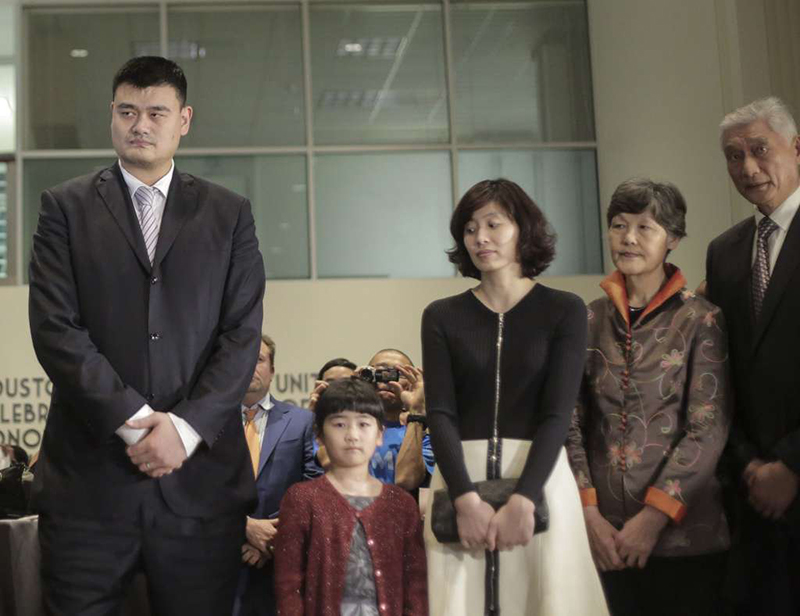 ¿Yao Ming producto de un experimento chino?