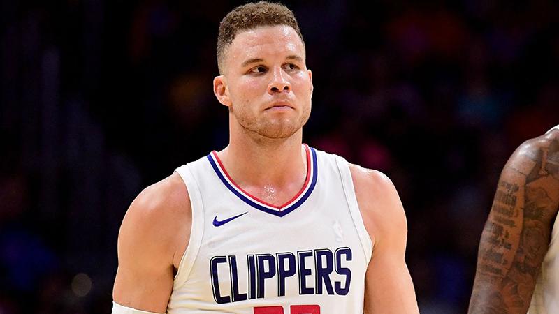 La gravedad de la lesión de Blake Griffin