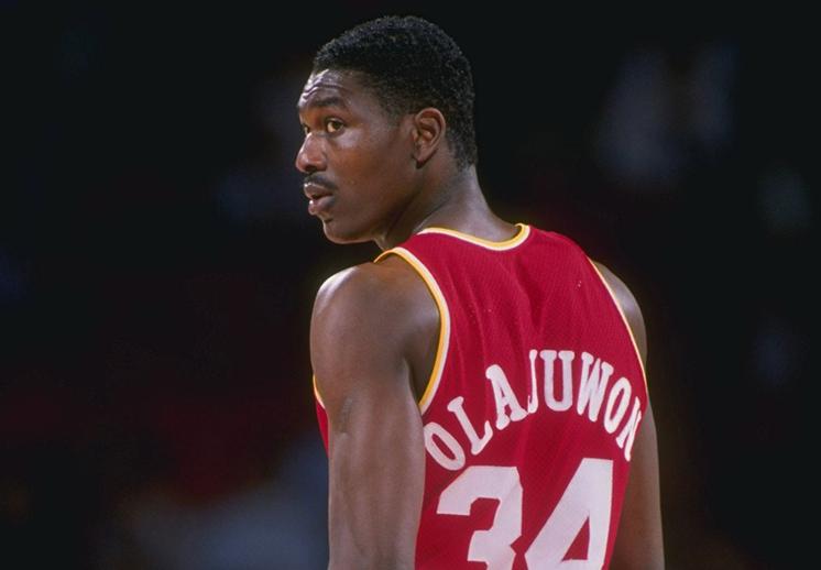 Los 25 Años de la NBA en México - Hakemm Olajuwon