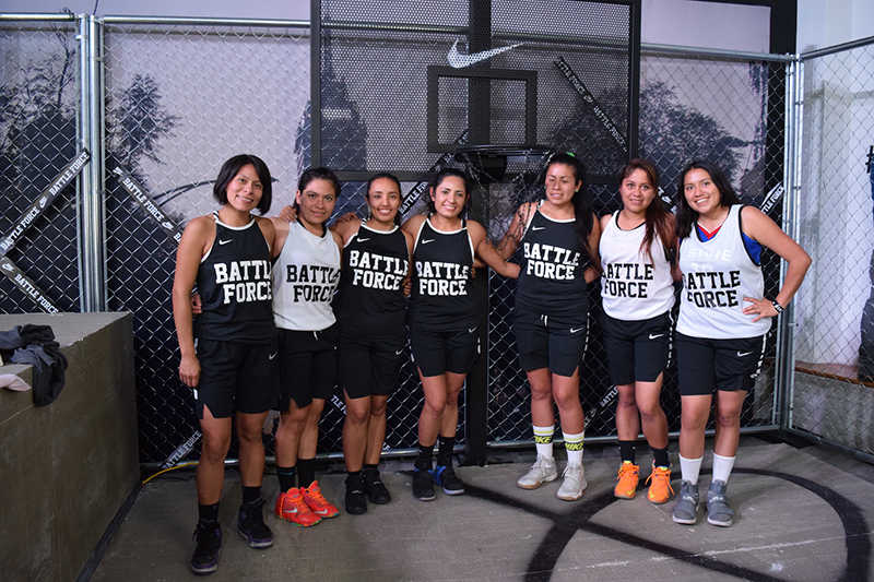 Nike Battle Force: La gran celebración de AF1