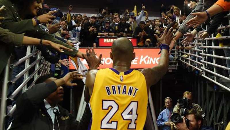 Los Lakers preparan KOBELAND