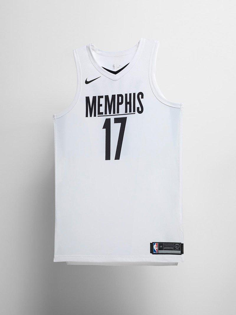 Los uniformes City Edition de la NBA
