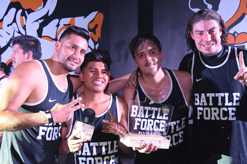 Nike Battle Force: La gran celebración de AF1