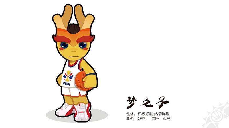 Los fans elegirán a la mascota de la Copa del Mundo FIBA 2019