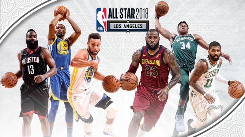 Los capitanes del All Star Game por voto popular (1980-2018)