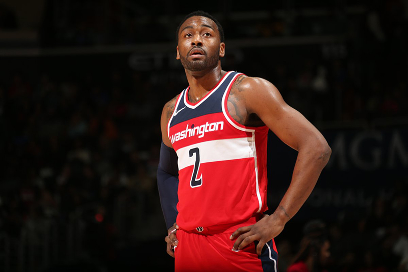 John Wall dice adiós al All Star Game