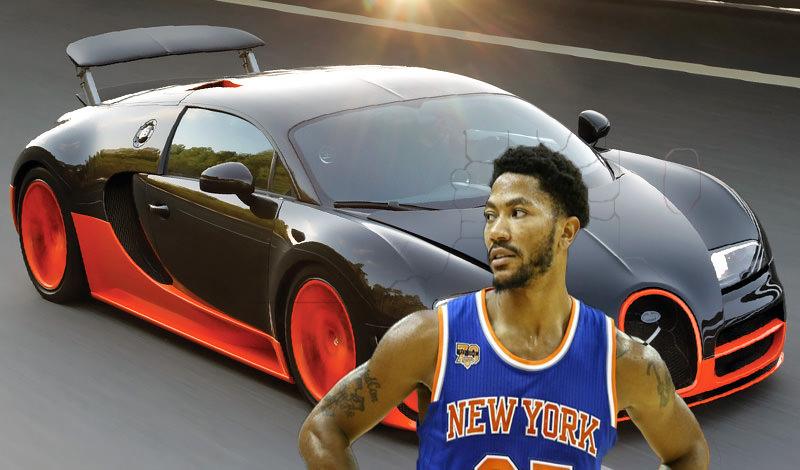 Los basquetbolistas que más gastan en autos
