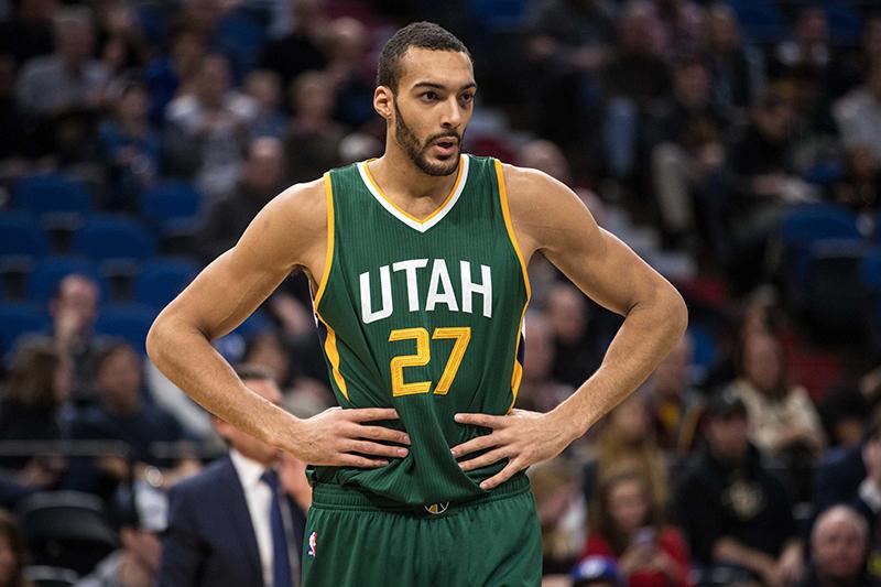 Jugadores más altos en la NBA (2017-2018)