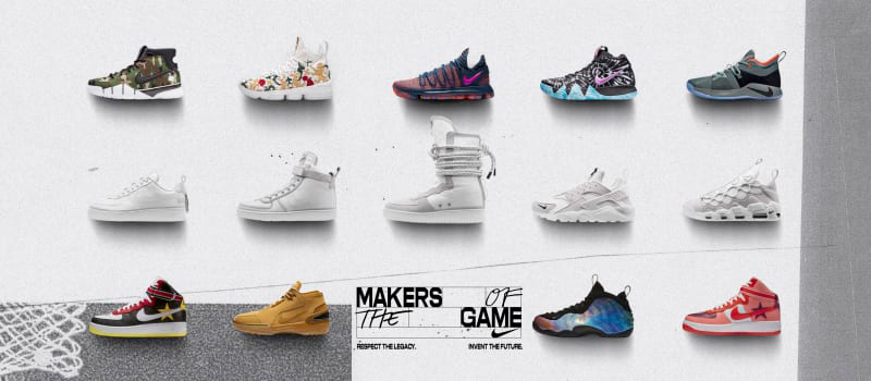 "NIKE: ""Makers of the Game"""