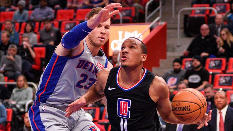 El reencuentro de Griffin y los Clippers