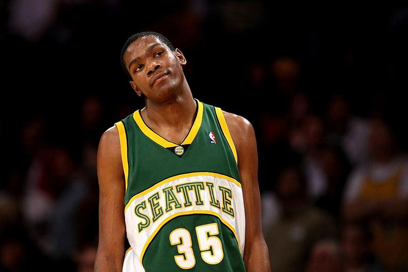 Kevin Durant podría volver a Seattle