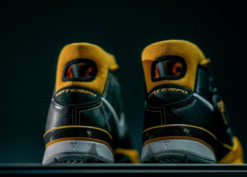 El regreso de Kobe al juego de los sneakers