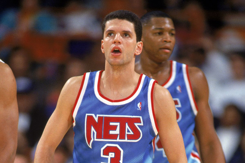 Nets de Brooklyn rindieron tributo a Drazen Petrovic