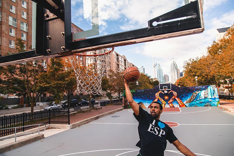 Los mejores fotógrafos de basquet