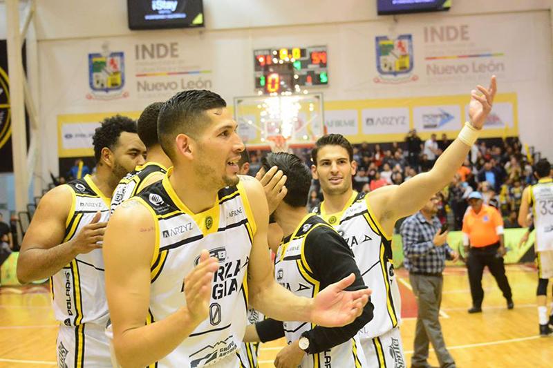 Fuerza Regia se mete a semifinales de la LNBP