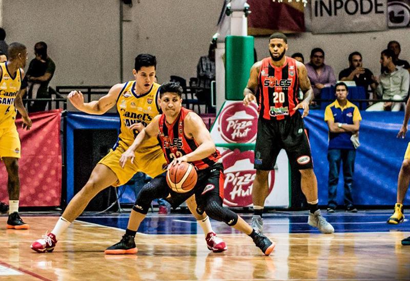Soles y Aguacateros ya están en semifinales de la LNBP