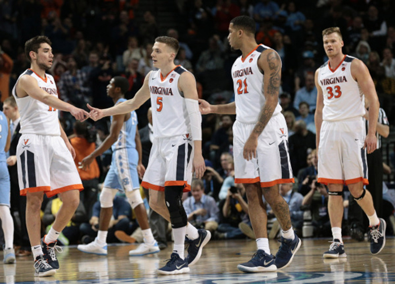 Virginia el número 1 en la NCAA