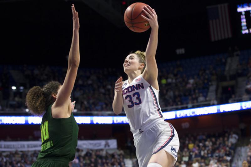 Uconn el rival a vencer en la NCAA Femenil