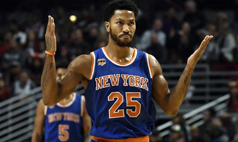 Rose vuelve a la NBA