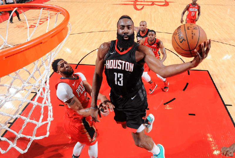 Los mejores Rockets de la historia