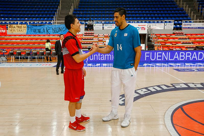 El duelo entre mexicanos en la Liga Endesa