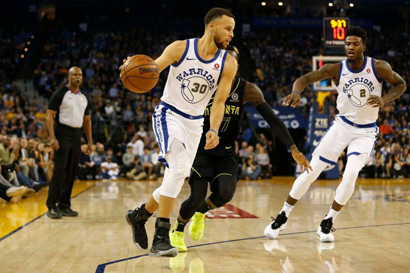 Alistan el regreso de Stephen Curry