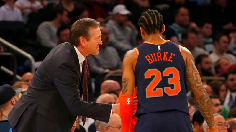 Los Knicks buscan nuevo coach