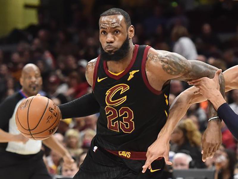 Apunten otro récord más a LeBron James