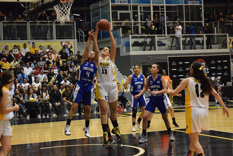 Habrá revancha en el basquet colegial femenil
