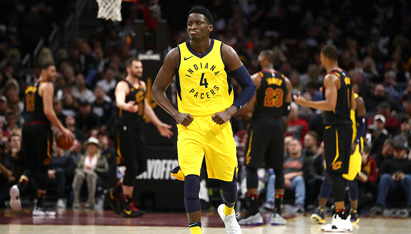 Los Pacers tomaron revancha