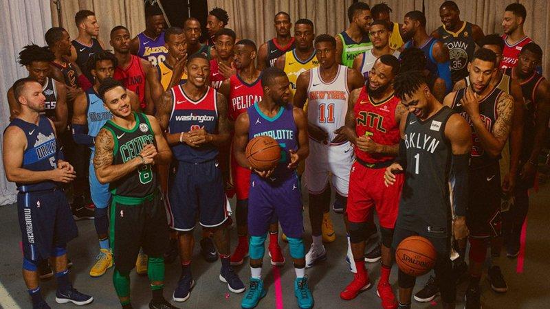 La NBA anunció a los más populares