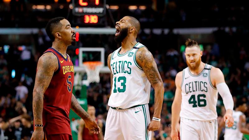 Cinco datos previos al tercer round entre Cavs y Celtics