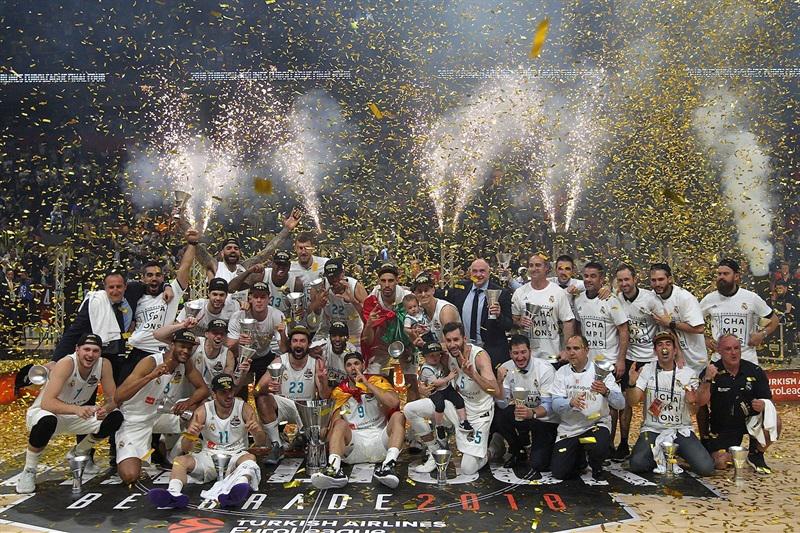 El Real Madrid es de nuevo el rey del Europa