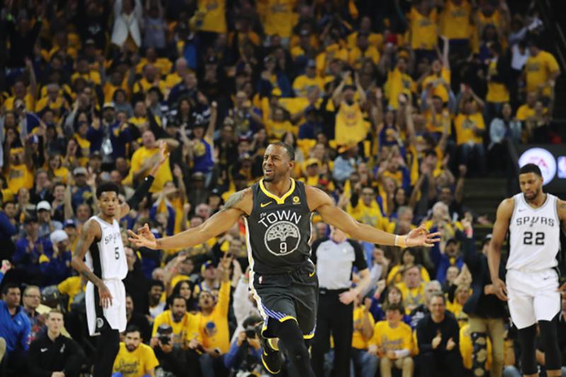 Los Warriors no estarán completos para el juego 1 de las Finales