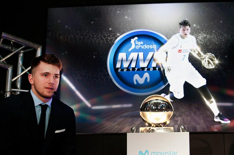 Luka Doncic es el MVP de la Liga Endesa foto 2