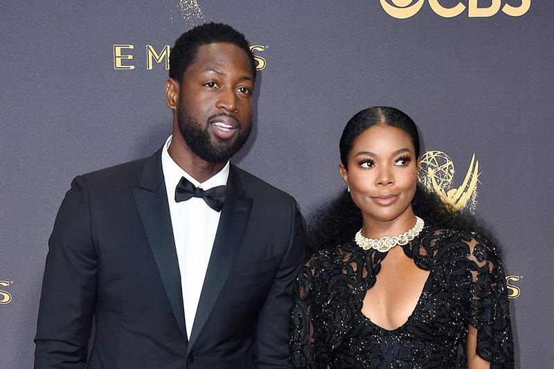 Wade quiere hacer una película de amor con Gabrielle Union
