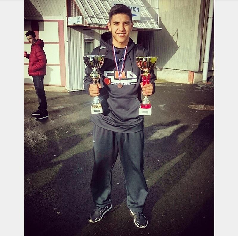 Diego Willis y su nuevo reto en la NCAA