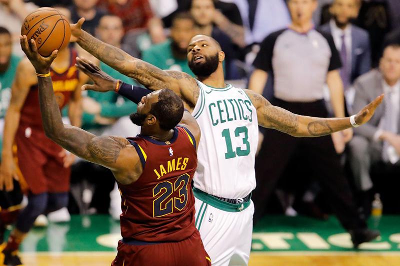 Puntos claves del juego entre Cleveland y Boston