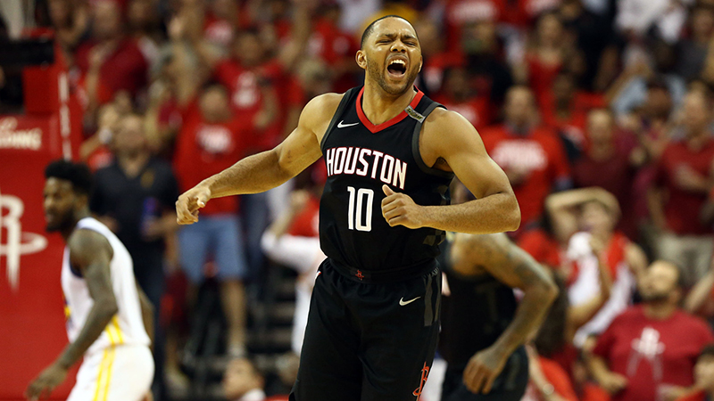Eric Gordon, el verdugo de los Warriors