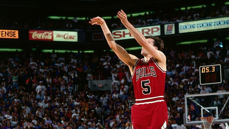 John Paxson, el héroe de las Finales del 93
