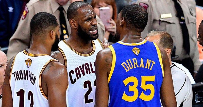 Warriors vs Cavs ¿rivalidad o costumbre?