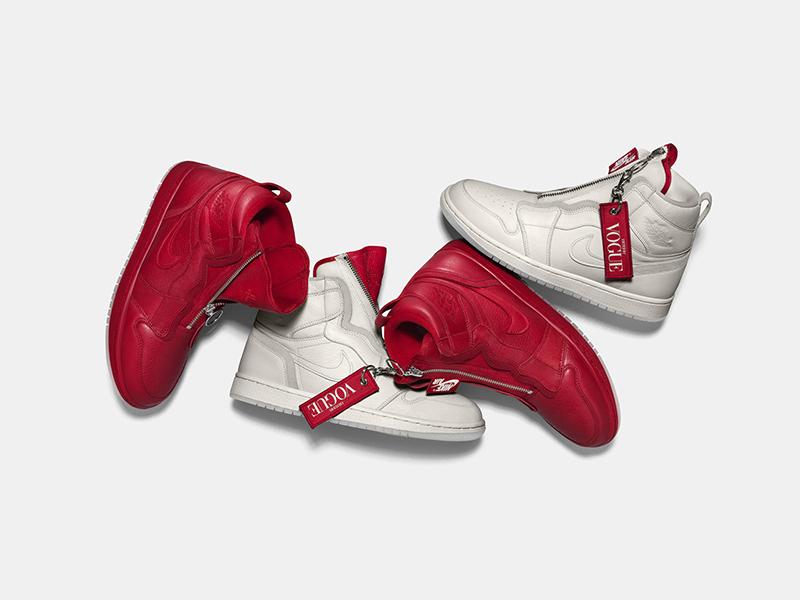 Un par de sneakers para consentir a las reinas de la duela