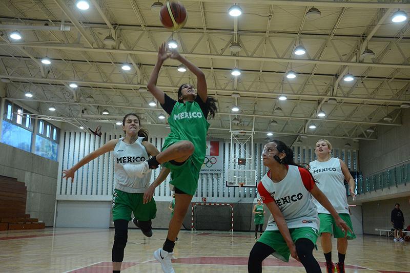 La Selección Femenil se pone a punto para Barranquilla