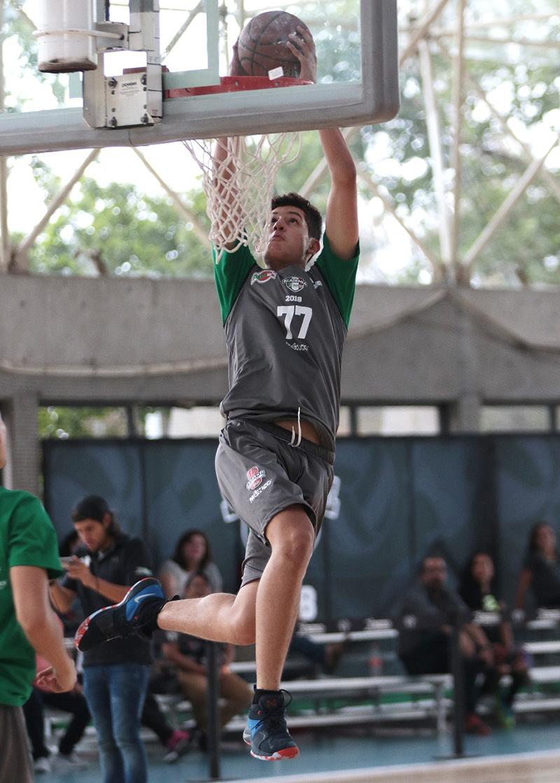 Academia CONADE basquetbol espera sus nuevos integrantes
