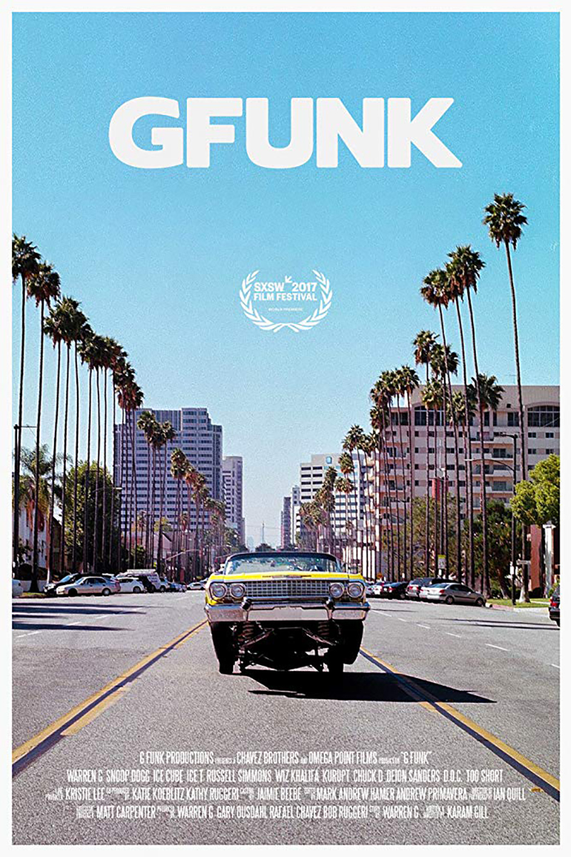 G-Funk: Warren G, Snoop and Nate Dogg (DOC - Trailer)